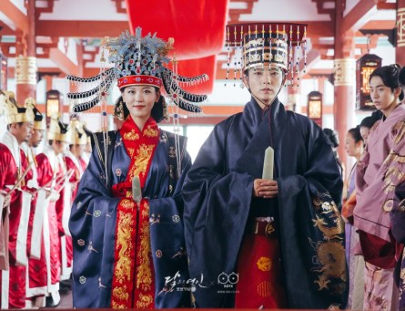 wedding Scarlet Heart Gwangjong