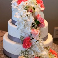 How to Make a Fondant-Covered Wedding Cake