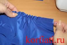 Платье в два шва своими руками 4