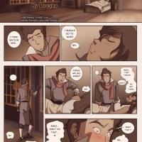 Dreaming: This probably the most real dreaming of sex with Mako that Korra ever had...