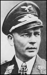 Wolfram Freiherr von Richthofen befahl den Angriff auf Wielun