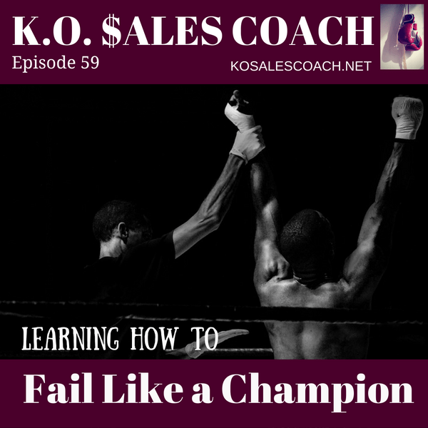 Learning How to Fail Like a Champion