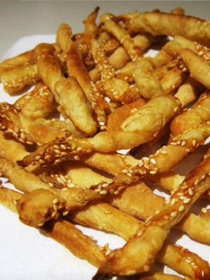 Sesame Sticks
