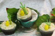 Sukkot Cupcakes