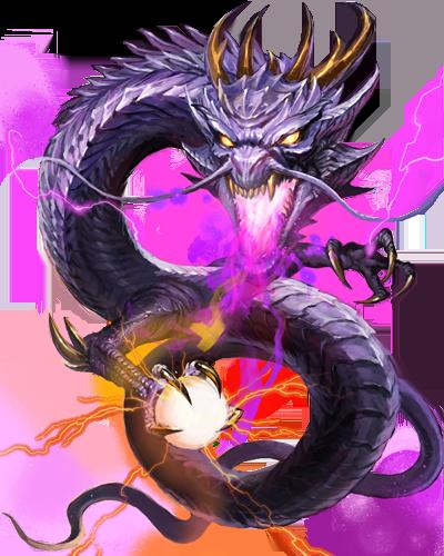 Black-Dragon-God