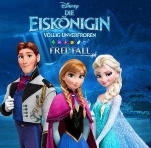Die Eiskönigin Free Fall