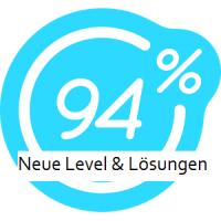 Neue Level für 94%