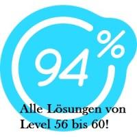 94% jetzt bis Level 60
