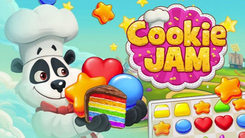 Cookie Jam sollte einfach jeder haben