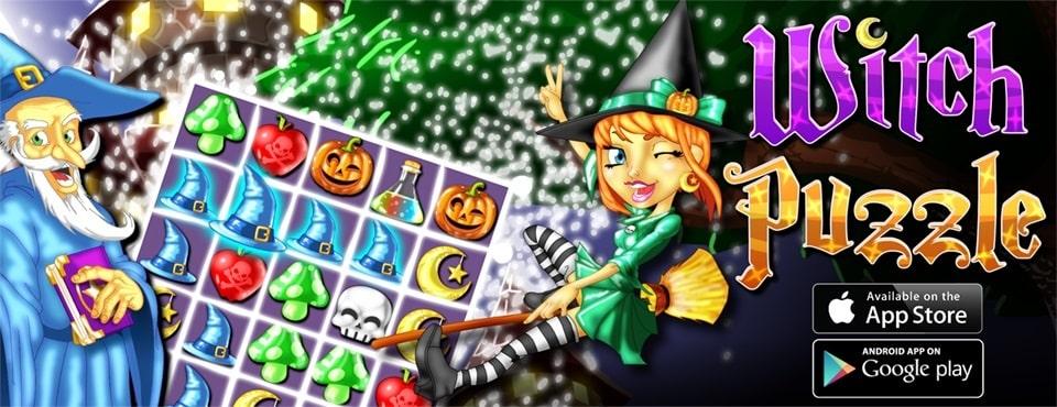 Witch Puzzle lässt euch ordentlich hexen