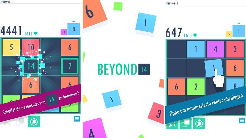 Beyond 14 ist ein Geheimtipp