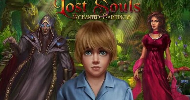 Lost Souls Enchanted Painting ist ein Rätsel-Grusical