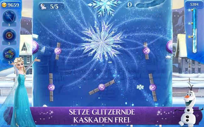 Die Eiskönigin: Icy Shot