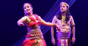 'Shyama' Enthralls Audiences of Rabindra Bhawan