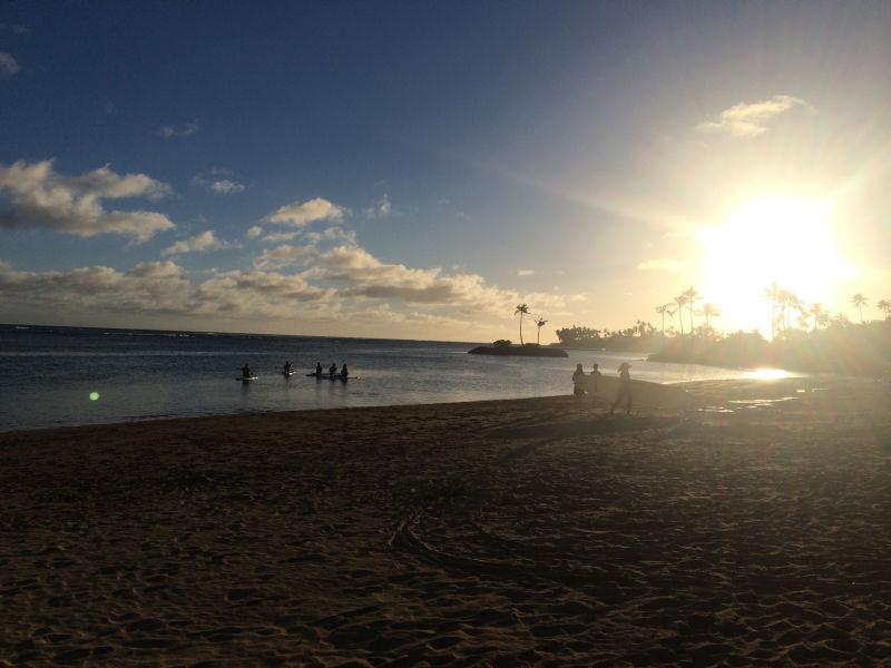 子連れハワイでザ カハラホテルに泊まりました