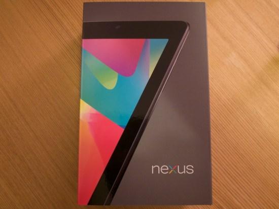 Nexus7が予想以上に良い!
