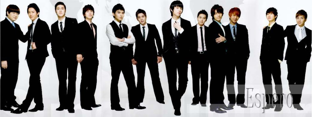 Super Junior (1/6)