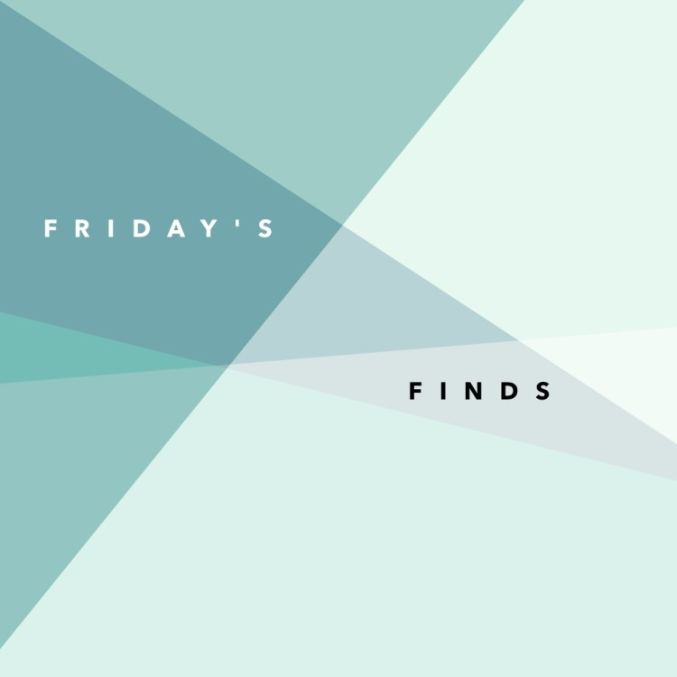 kraft&mint Friday's finds. Tips, ideas, musings, trends, crafts,