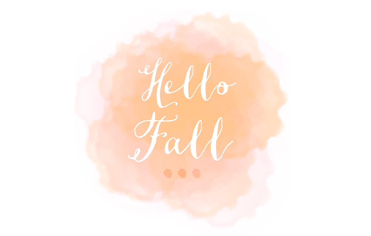 Hello Fall Printable Design {Top Download}