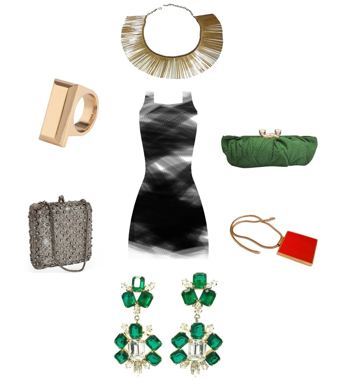 Baubles Inspiration for the Holidays with Chairish by kraft&mint