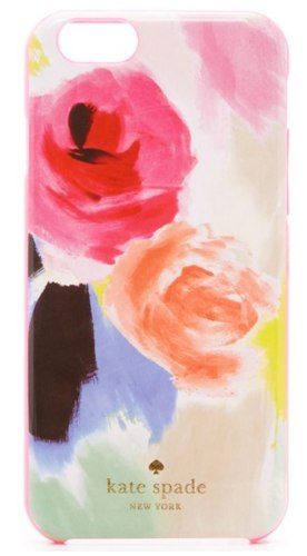 kate spade watercolor case found at kraft&mint