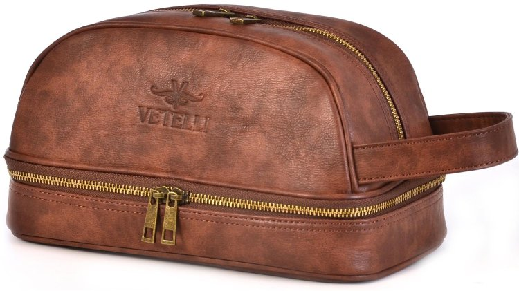 4 thoughtful gifts for Father's day - dopp kit