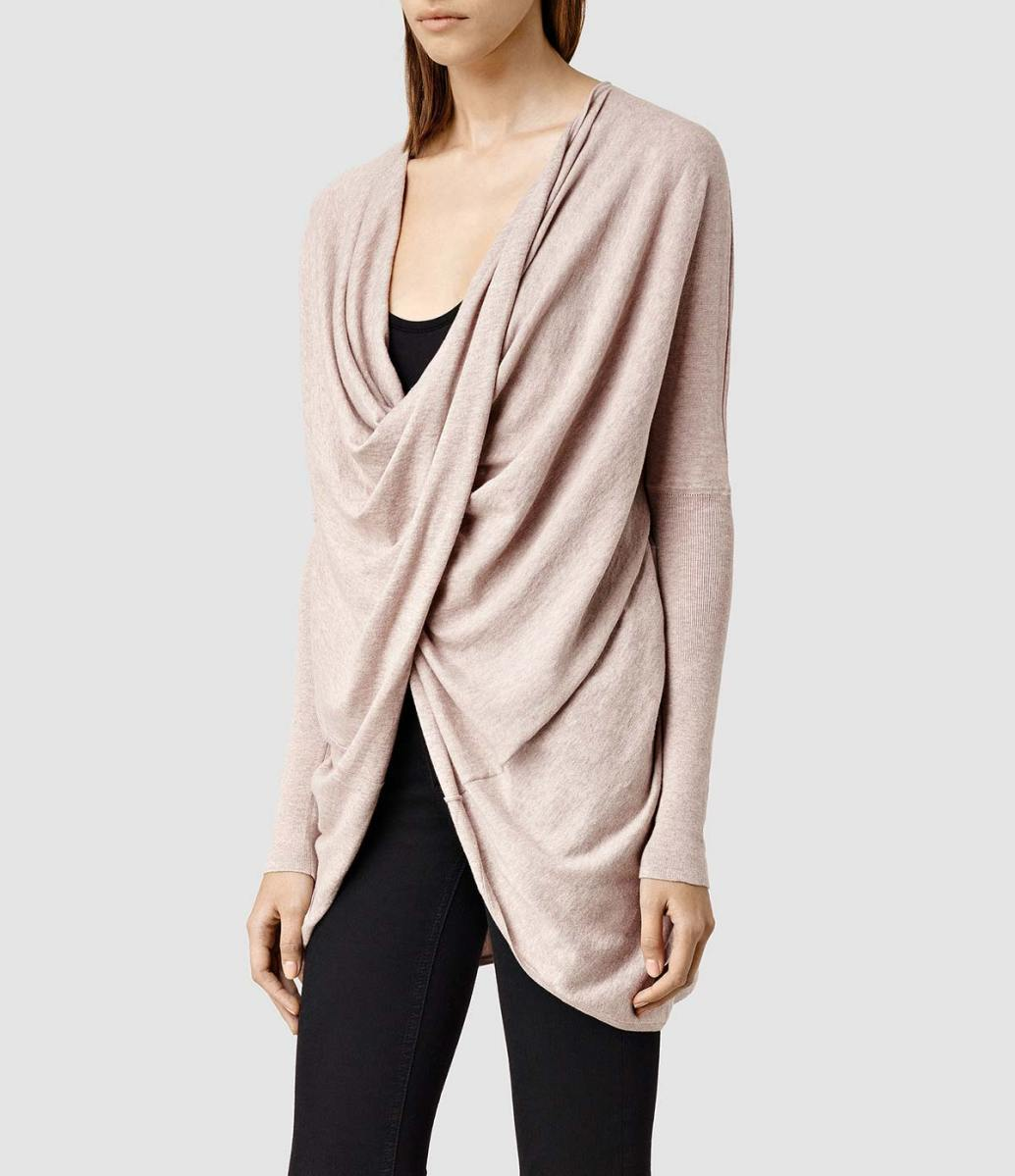 Crushing on this color - Pink blush clothes for Fall