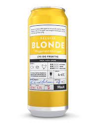 Blonde Mack