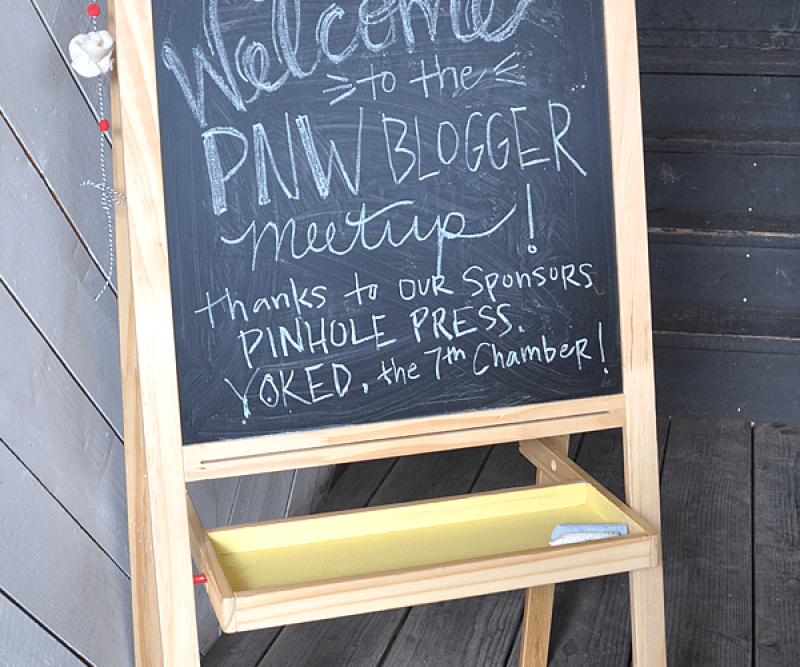 PNWBlogger Welcome