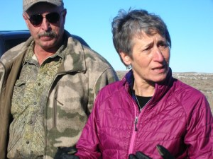 RAY OWENS AND SALLY JEWELL