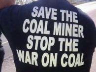 war on coal shirt