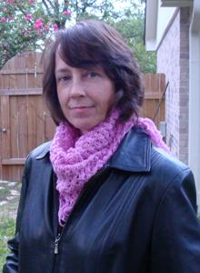 amsterdam lace scarf knit pattern