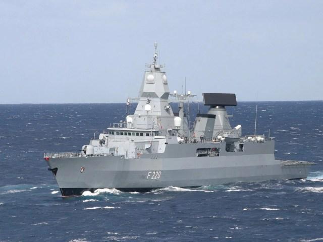 A naval radar