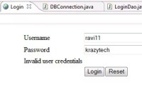 A simple and step by step flow with appropriate comments to learn How to build a Login application in Java using MVC and MySQL database server