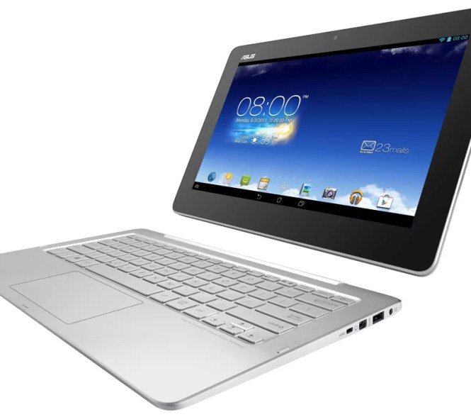 New Duel OS Tablet by Asus