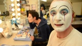 Getting into Cirque Du Soleil какого быть в цирке Солнца.