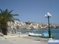 Sitia, Blick vom Hafen