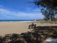 Tropical Beach Malia