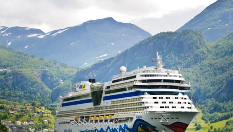 AIDAblu_Geirangerfjord