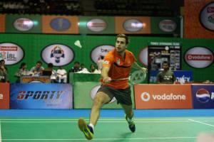 Mumbai Masters vs Awadhe Warriors(Photo credit:Indian Badminton League)
