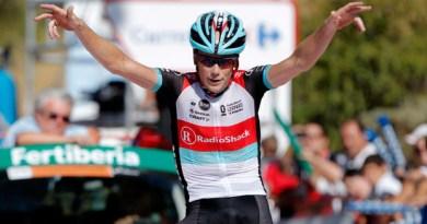 Chris Horner 2013 Tour of Spain