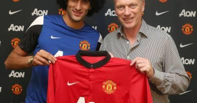 United sign Marouane Fellaini from Everton