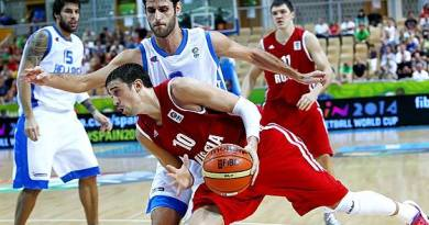 Photo from EuroBasket 2013