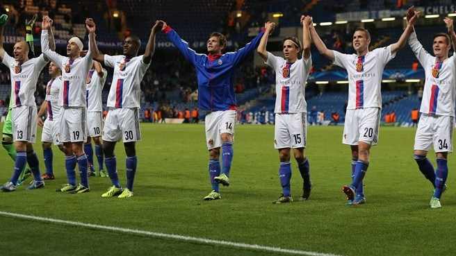 Basel and Copenhagen send warning for Champions League favourites