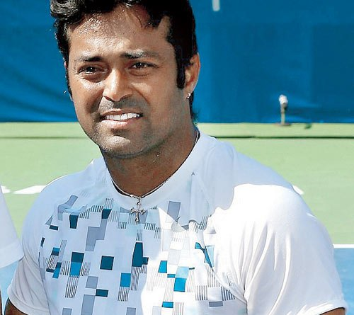 leander paes age doesn't
