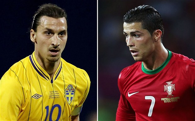 Ronaldo or Ibrahimovic