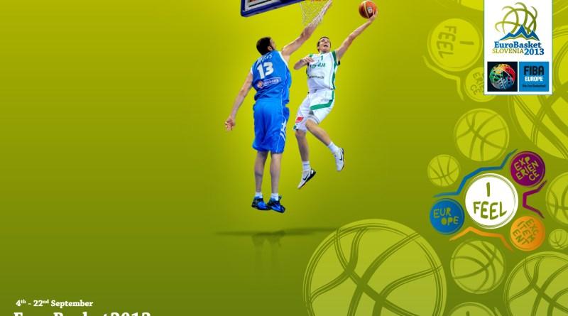 Eurobasket 2013 poster