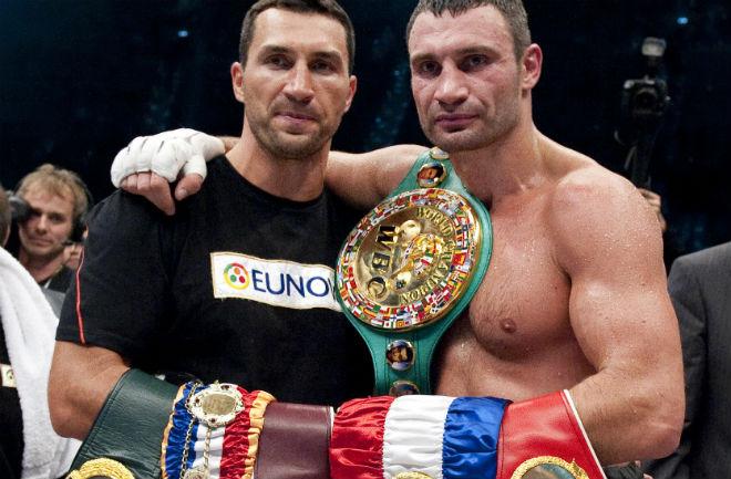Klitschko domination now threatened by Deontay Wilder
