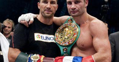 Klitschko brothers