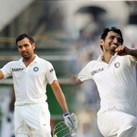 The Eventful 90-Minutes' Batting by Rohit Sharma and Mohammad Shami at Mumbai